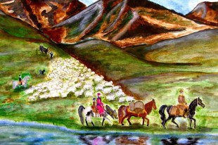 Абылай хан заманы – қазақ батырларының дәуірі