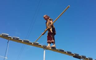 Пышақтың жүзінде жүру – Жамали Диханұлы
