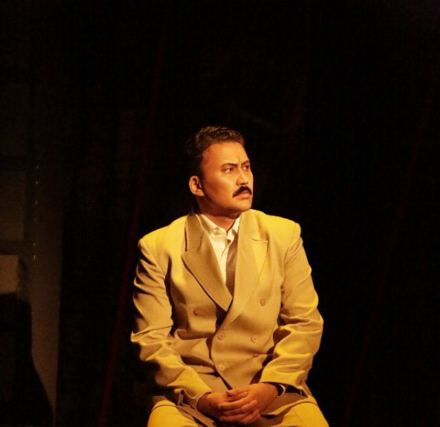 «Сәкен сұңқар» атты тарихи трагедиялық драмасының премьерасы өтеді