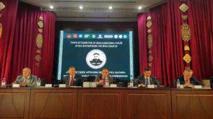 Астанада Зуқа батыр Сəбитұлының 150 жылдығына орай конференция өтіп жатыр