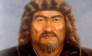 Моңғолдың «ноқталы аюының» жамбасын сындырған Қайысбай балуан