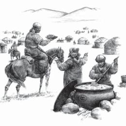 ХАЛЫҚҚА ҚОРҒАН БОЛҒАН ДАҢЫҚТЫ ТҰЛҒА, БІТІМШІ ТІЛЕУДІҰЛЫ
