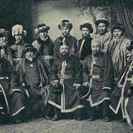 Ресейдегі Алтай қазақтарының тұрмыс-тіршілігі