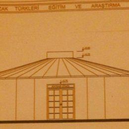Ақсарайда Түркия қазақтарының тарихына арналған музей мен саябақ салынуда