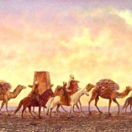 Найман елінін Сауырға көшуі немесе Керімжанның жоқтауы