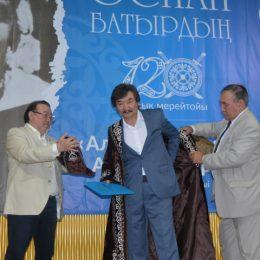 Ақын Бақытбек Бәмішұлының шығармашылық кеші өтті