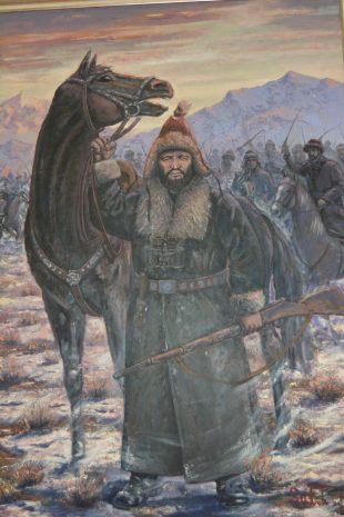 Оспан батыр 120 жыл: Батыр тұлғасын арқау еткен «Тұран романтизмі» атты халықаралық бейнелеу өнер көрмесі ашылды