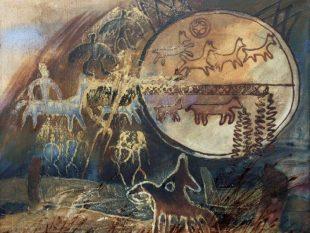 Адамзаттың Таулы Алтайды қоныстануы және Алтай тілді қауымдар мәдениетінің сипаты