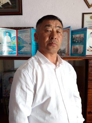 Құрмантай Нүсіпұлы: Көңілім менің көк теңіз