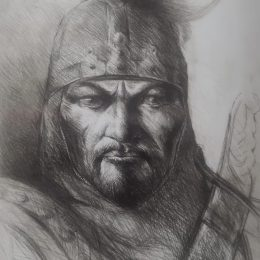 """Талапбек Азанбай: """"Ботақара батыр"""" дастаны (аудио)"""