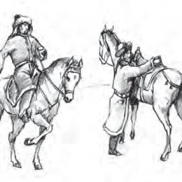 Шаймұрат Қамзаұлы: ҚАМШЫГЕР (Әңгіме)