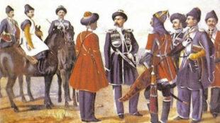 Аян АДЕНҰЛЫ: Кавказдағы қазақ рулары