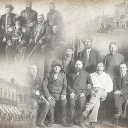 Алтай өңірін мекен еткен тарихи тұлғалар (I бөлім)