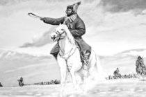 Ахмет Тоқтабай: Оспан батырдың Ақбоз аты